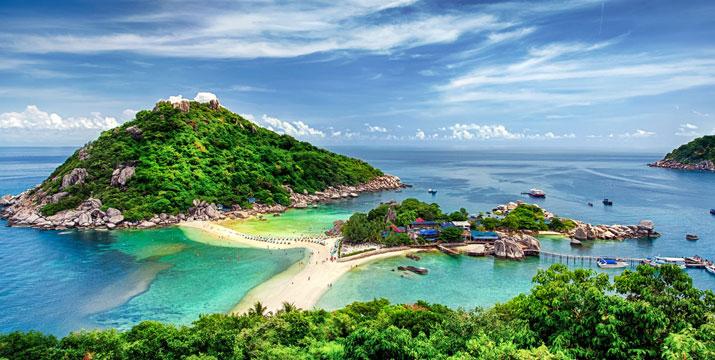 Από 589€ για ένα 8ήμερο ταξίδι στο Κο Σαμούι της Ταϊλάνδης