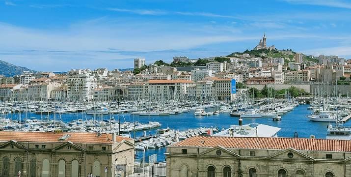 275€ / άτομο για ένα 5ήμερο στη Μασσαλία χωρίς περιορισμούς