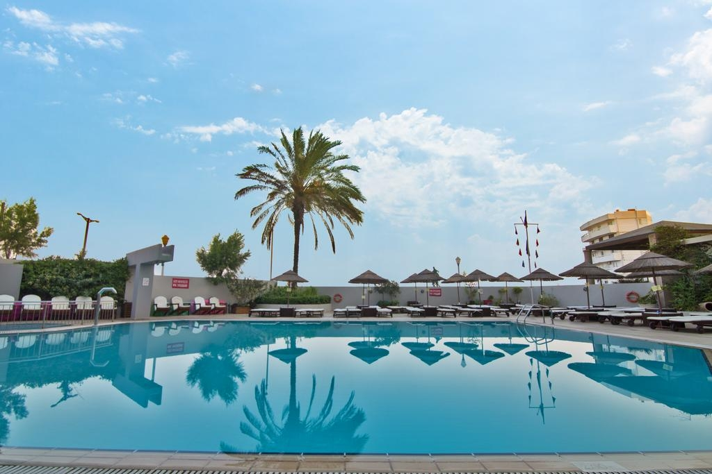 Blue Sky City Beach Hotel - Ρόδος ✦ -34% ✦ 4 Ημέρες