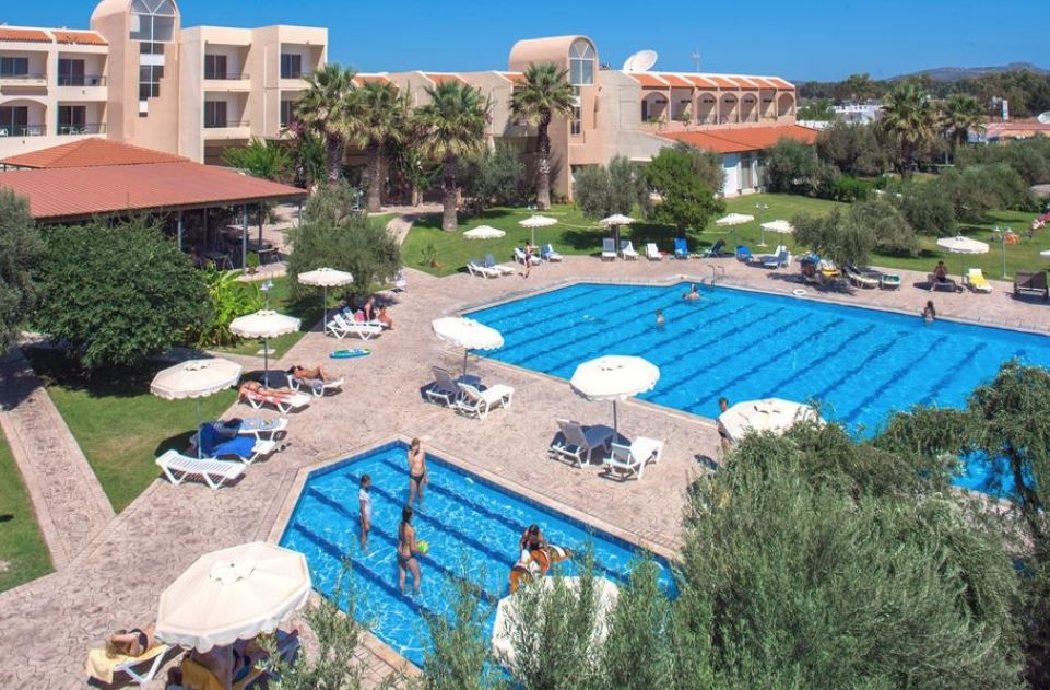 Marianna Palace Hotel - Ρόδος ✦ -40% ✦ 4 Ημέρες (3