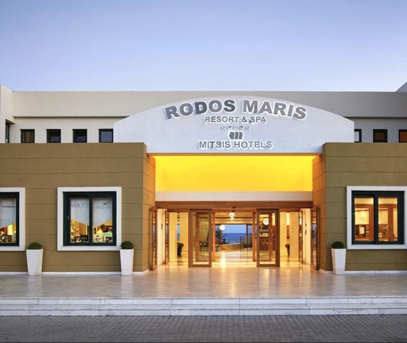5* Mitsis Rodos Maris Hotel - Ρόδος ✦ -40% ✦ 4 Ημέρες