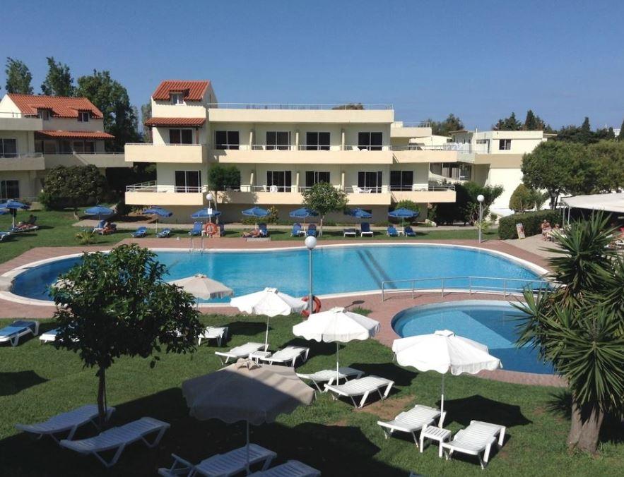 Princess Flora Hotel - Ρόδος ✦ -61% ✦ 4 Ημέρες (3 Διανυκτερεύσεις)
