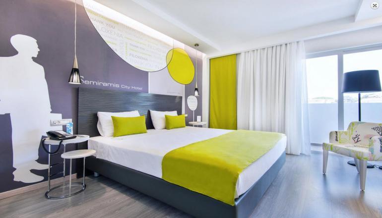 Semiramis City Hotel - Ρόδος ✦ -58% ✦ 4 Ημέρες (3 Διανυκτερεύσεις)