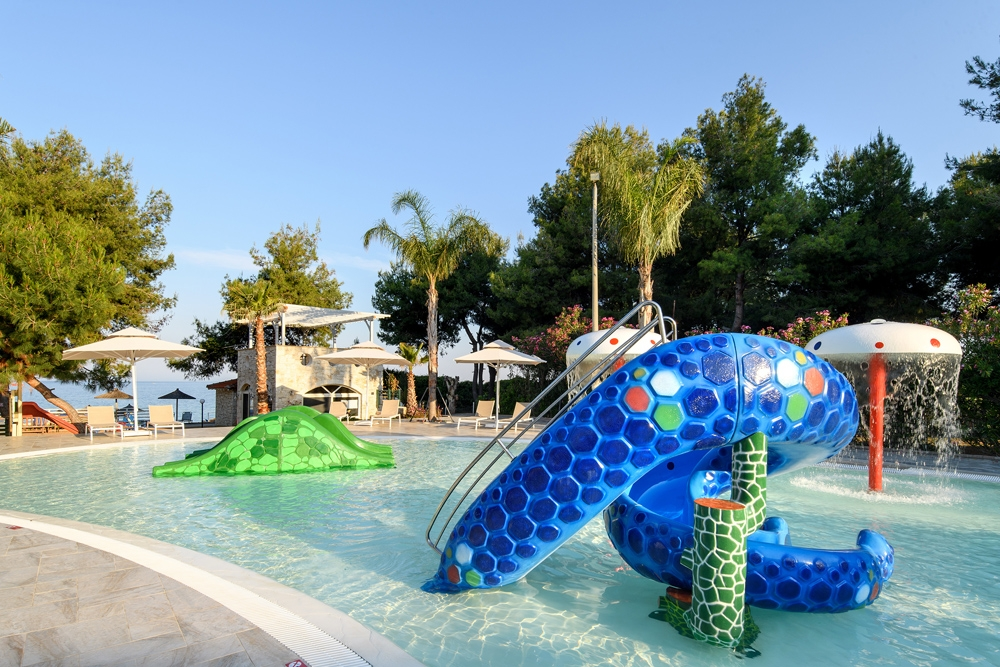 4* Portes Beach Hotel - Χαλκιδική ✦ 4 Ημέρες (3 Διανυκτερεύσεις)
