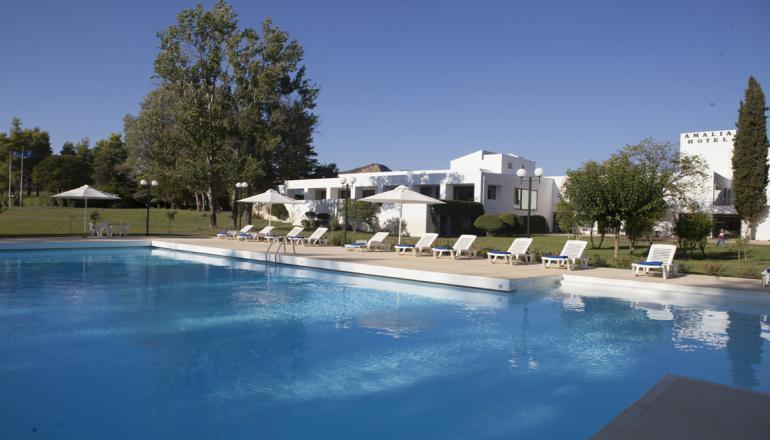 4* Amalia Olympia Hotel - Αρχαία Ολυμπία ✦ -47% ✦ 4