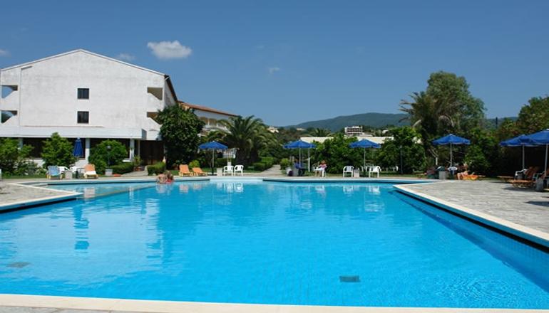 Livadi Nafsika Hotel - Δασιά Κέρκυρας ✦ -37% ✦ 4 Ημέρες
