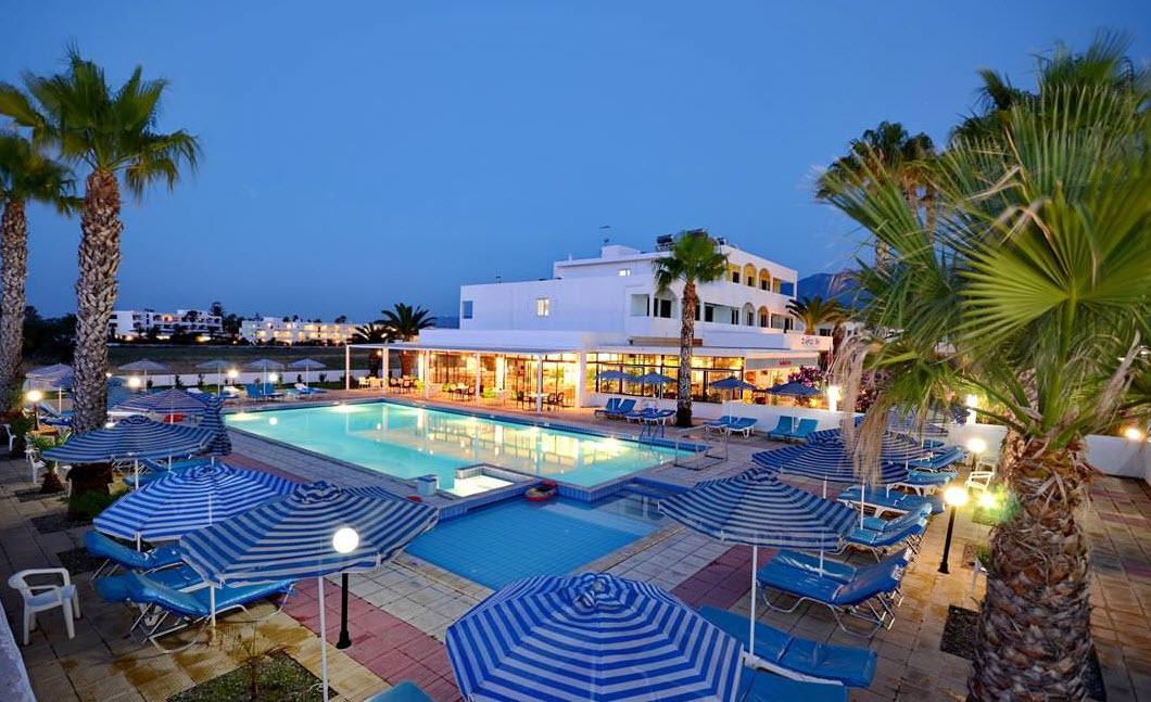 Tropical Sol Hotel - Τιγκάκι, Κως ✦ -30% ✦ 4 Ημέρες