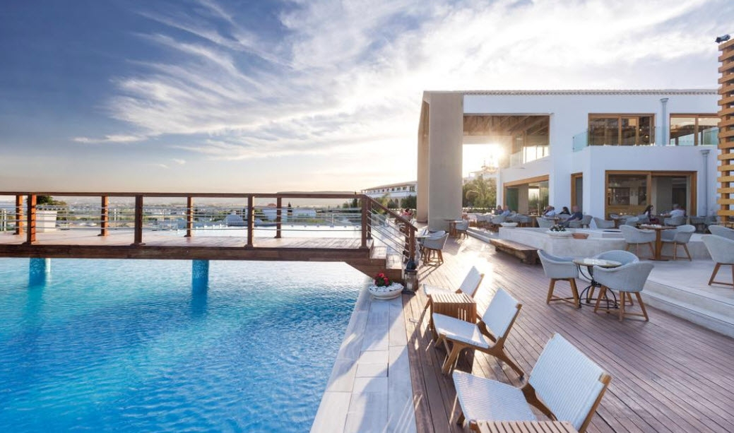 5* Mitsis Blue Domes Resort & Spa - Καρδάμαινα
