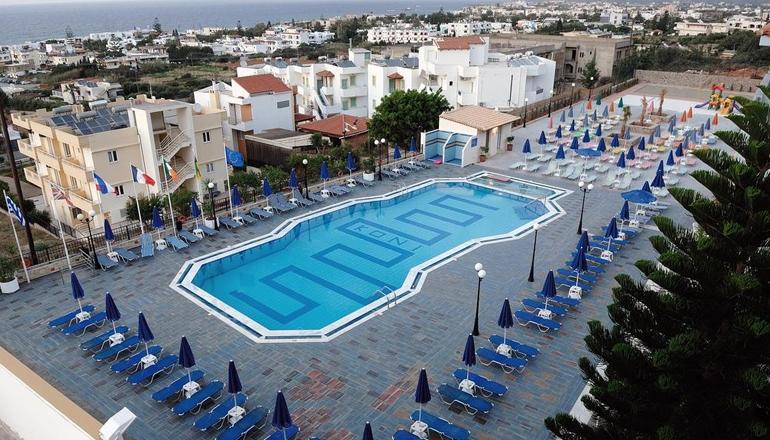 Koni Village Hotel Apartments - Σταλίδα Ηρακλείου Κρήτης