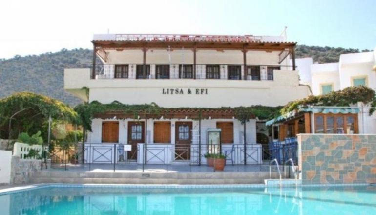 Litsa Efi Hotel - Σταλίδα Ηρακλείου ✦ 4 Ημέρες (3 Διανυκτερεύσεις)