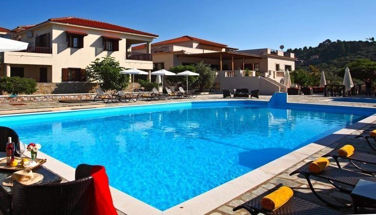 5* Skopelos Holidays Hotel & Spa - Σκόπελος ✦ -55%