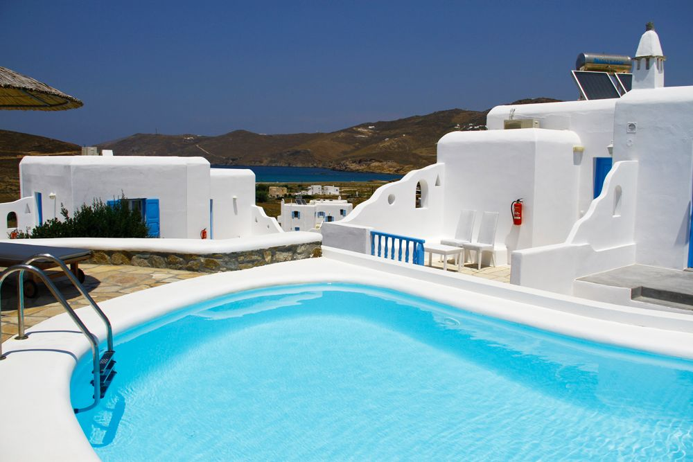 4* Terra Maltese Natural Retreat Mykonos - Μύκονος
