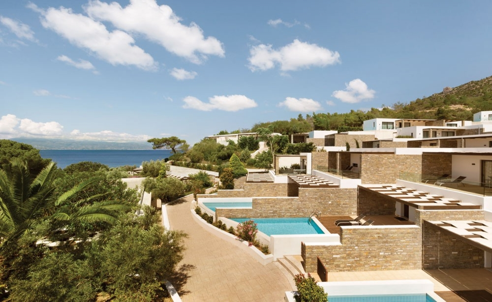 5* Wyndham Loutraki Poseidon Resort - Λουτράκι ✦ -50%
