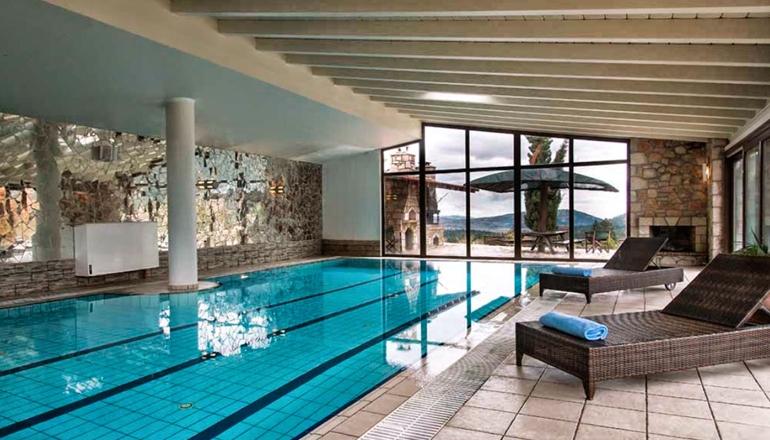 4* Boutique Hotel SKAMNOS - Αράχωβα ✦ -50% ✦ 3 Ημέρες