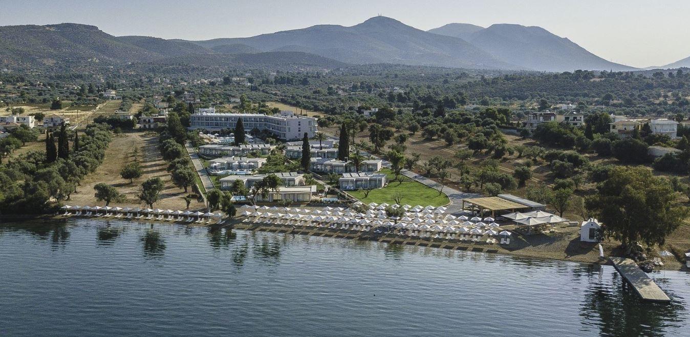 4* Amaronda Resort & Spa - Ερέτρια Εύβοιας ✦ -35%