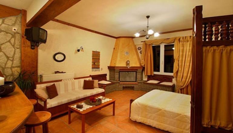 Ξενώνας Σεμέλη - Καρπενήσι ✦ 3 Ημέρες (2 Διανυκτερεύσεις)