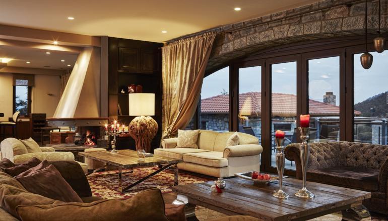 Nefeles Luxury Residence & Lounge - Ορεινή Αρκαδία
