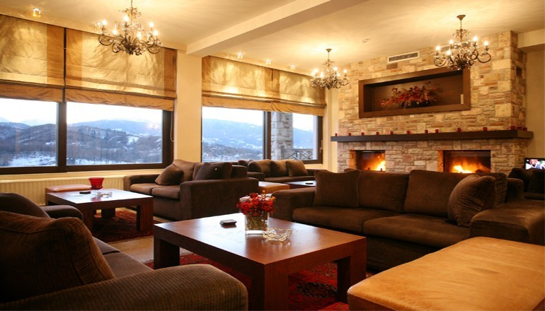Titagion Hotel - Λίμνη Πλαστήρα ✦ -27% ✦ 4 Ημέρες (3