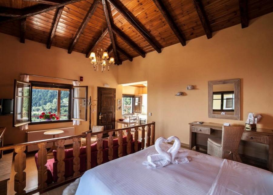 Ilaeira Mountain Resort - Ταΰγετος ✦ -50% ✦ 3 Ημέρες