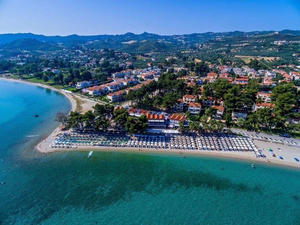 Flegra Beach - Χαλκιδική ✦ 6 Ημέρες (5 Διανυκτερεύσεις)