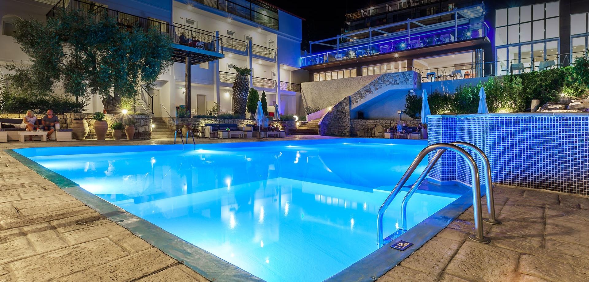 4* Kriopigi Hotel - Κασσάνδρα Χαλκιδικής ✦ -30% ✦ 3