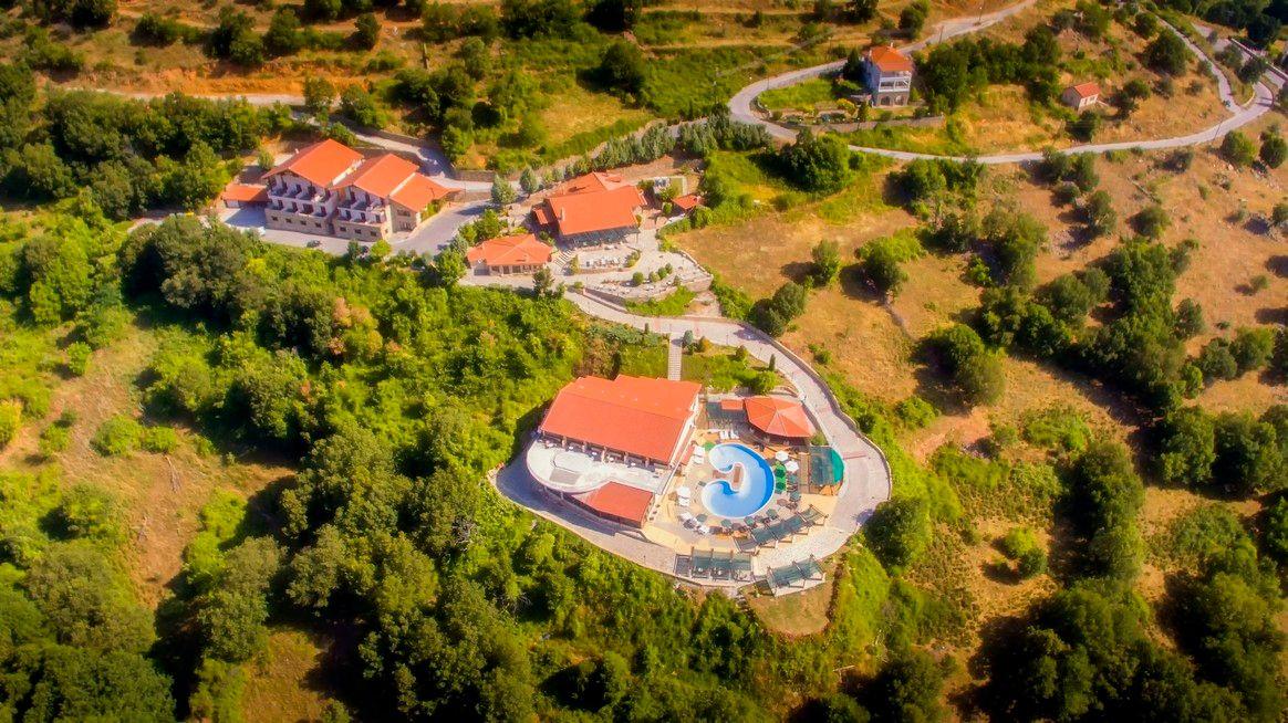 Loggas Hotel Kastoria - Καστοριά ✦ 4 Ημέρες (3 Διανυκτερεύσεις)