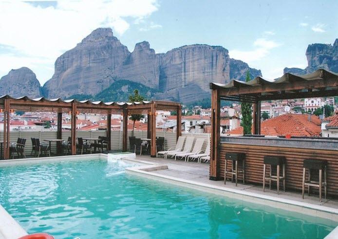 4* Antoniadis Hotel - Καλαμπάκα ✦ -50% ✦ 3 Ημέρες (2