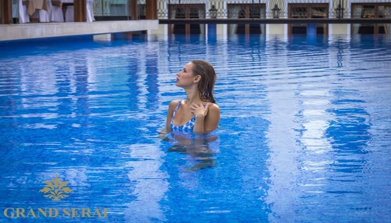 5* Grand Serai Hotel - Ιωάννινα ✦ -60% ✦ 6 Ημέρες (5