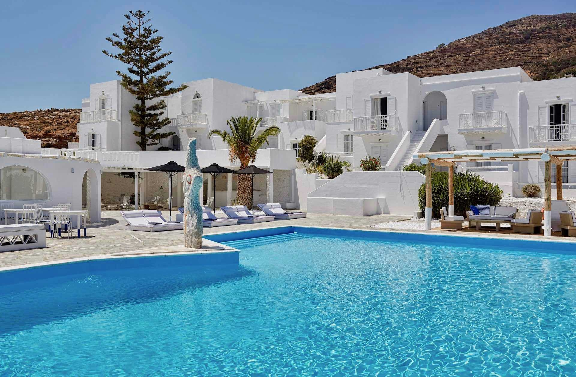 4* Mr. and Mrs. White Tinos Boutique Resort - Τήνος