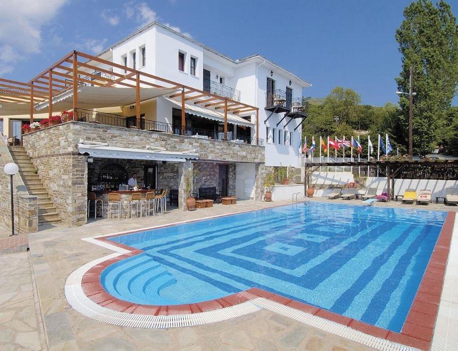 4* Portaria Hotel - Πορταριά Πηλίου ✦ -20% ✦ 6 Ημέρες
