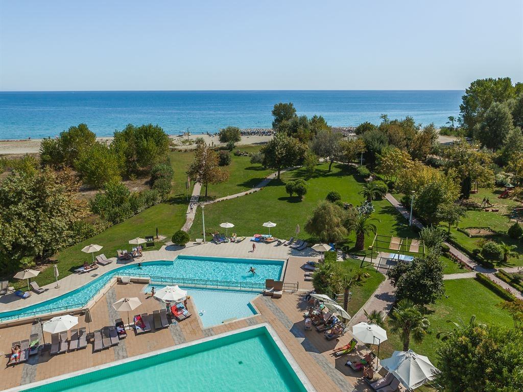 4* Bomo Olympus Grand Resort - Λεπτοκαρυά Πιερίας ✦