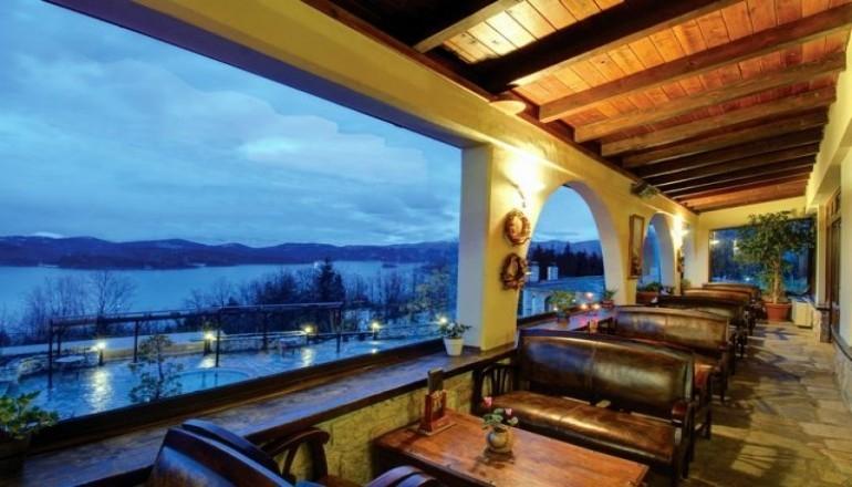 4* Naiades Hotel - Λίμνη Πλαστήρα ✦ -35% ✦ 4 Ημέρες