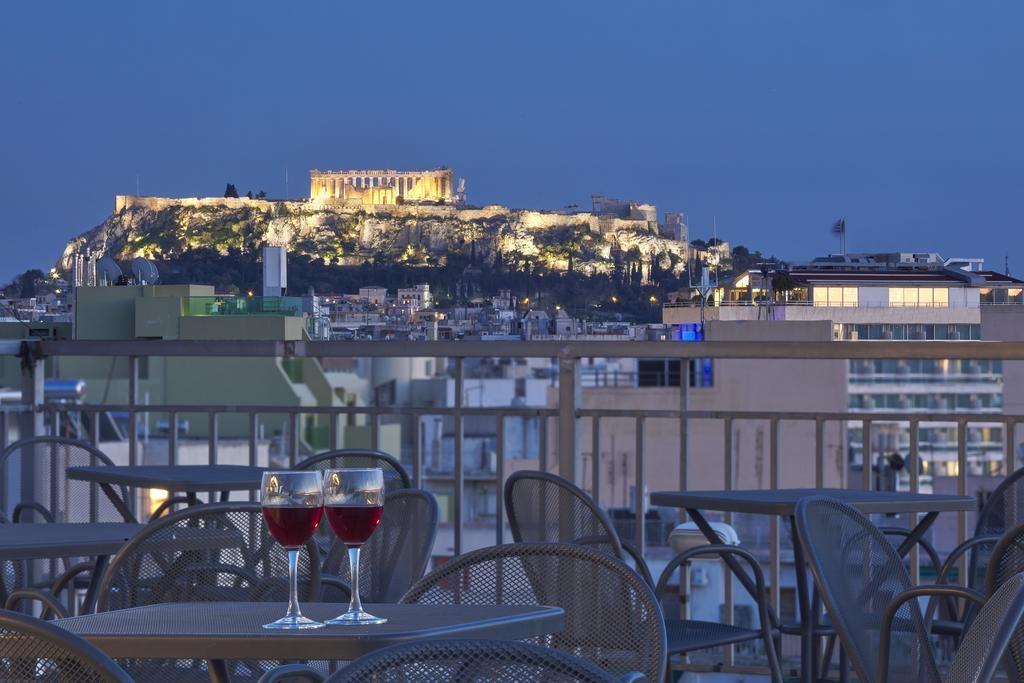4* Candia Hotel - Αθήνα ✦ -29% ✦ 2 Ημέρες (1 Διανυκτέρευση)