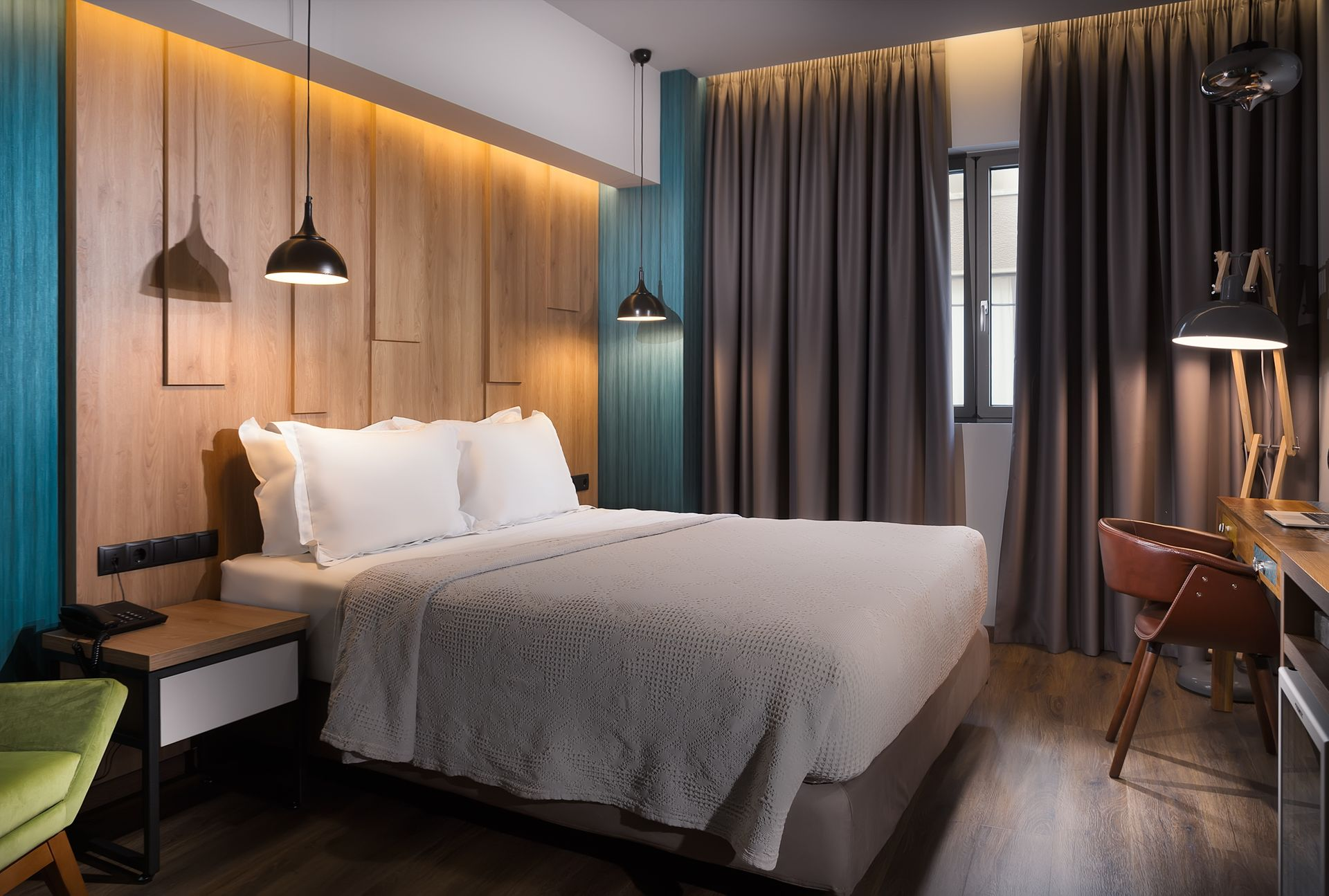 360 Degrees Pop Art Hotel - Αθήνα ✦ 2 Ημέρες (1 Διανυκτέρευση)