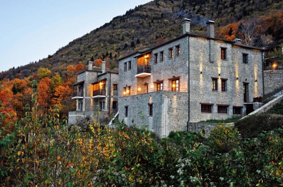 4* Hotel Athina - Ελάτη Ζαγορίου ✦ -50% ✦ 3 Ημέρες
