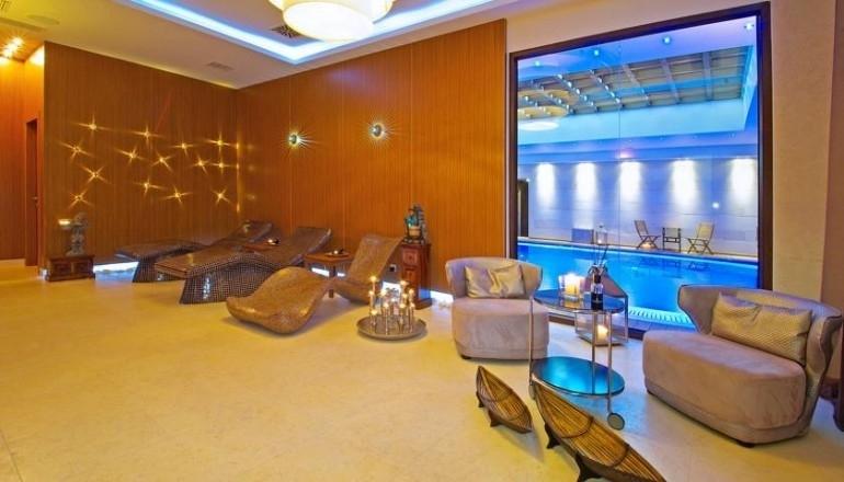 5* Mediterranean Village Hotel & Spa - Παραλία