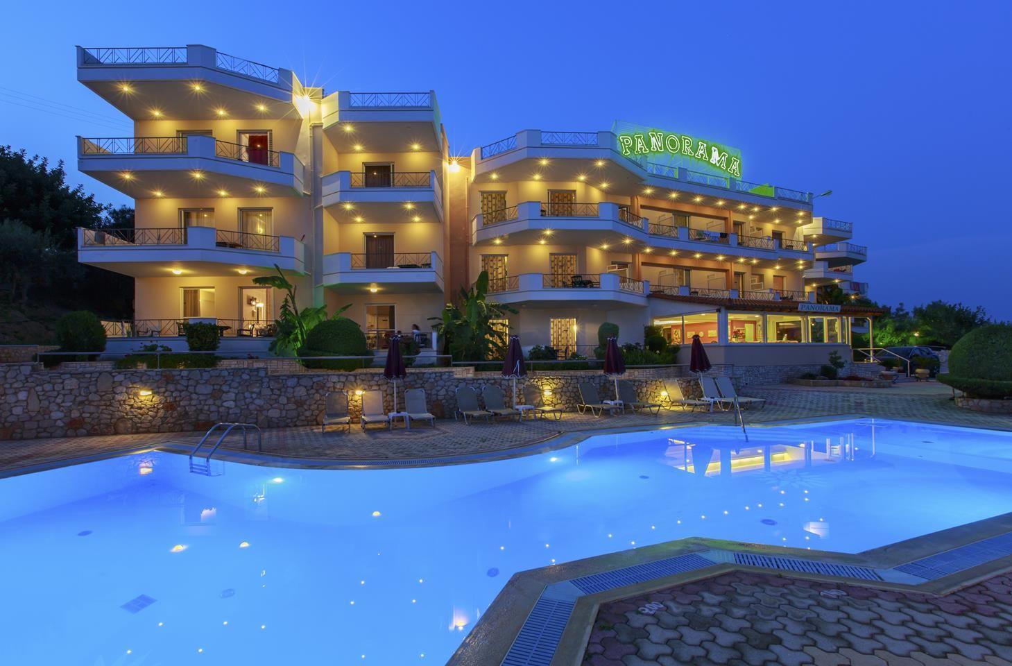 Panorama Hotel - Τολό ✦ 2 Ημέρες (1 Διανυκτέρευση)