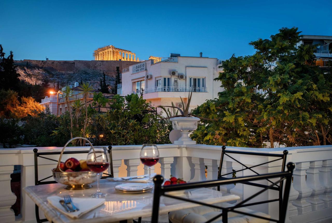 Noble Suites - Αθήνα ✦ 2 Ημέρες (1 Διανυκτέρευση) ✦