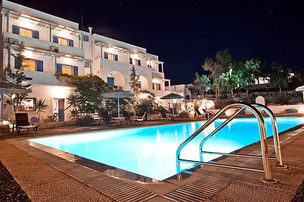 Caldera Romantica Hotel - Ακρωτήρι, Σαντορίνη ✦ 2 Ημέρες