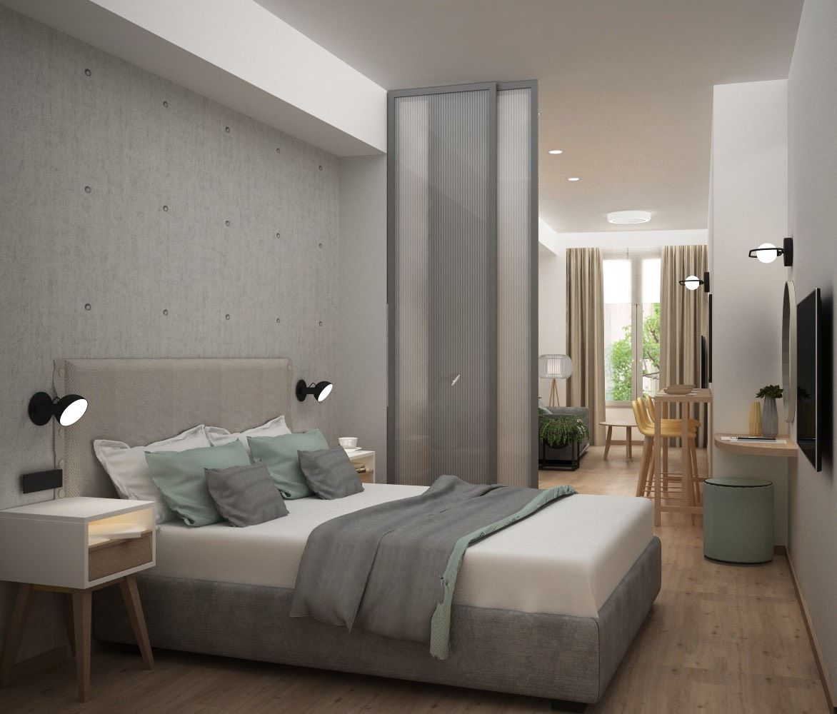 The Athens Green Suites - Αθήνα ✦ -40% ✦ 2 Ημέρες (1