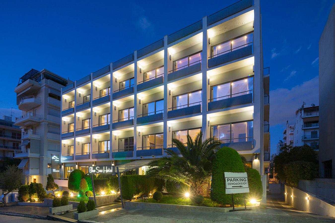 4* Blue Sea Hotel - Αθήνα ✦ 2 Ημέρες (1 Διανυκτέρευση)