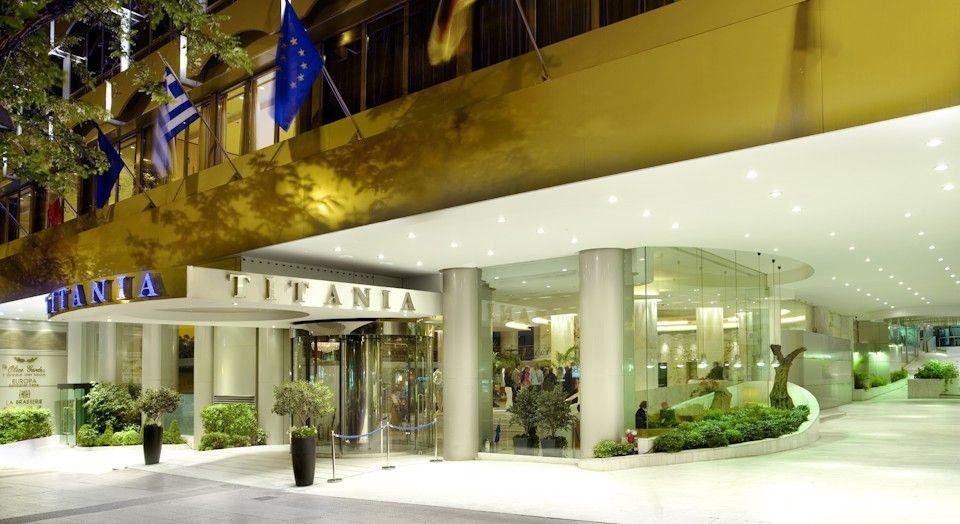 4* Titania Hotel - Αθήνα ✦ -12% ✦ 2 Ημέρες (1 Διανυκτέρευση)