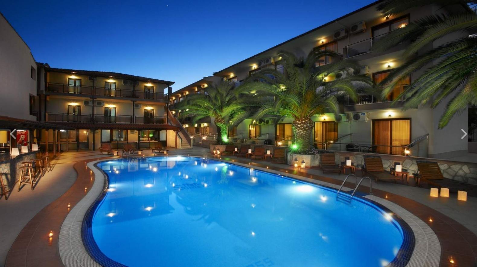 Simeon Hotel - Μεταμόρφωση, Χαλκιδική ✦ 4 Ημέρες (3