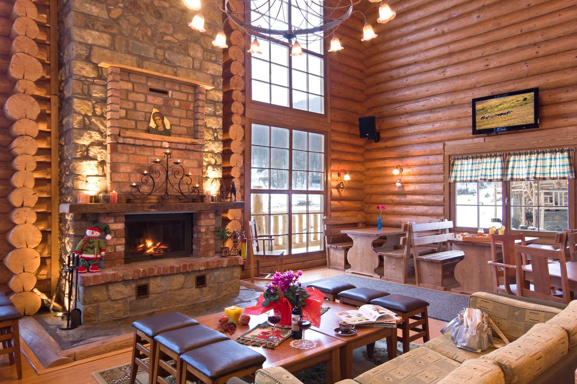 Sfendamos Wood Village - Νάουσα ✦ 3 Ημέρες (2 Διανυκτερεύσεις)