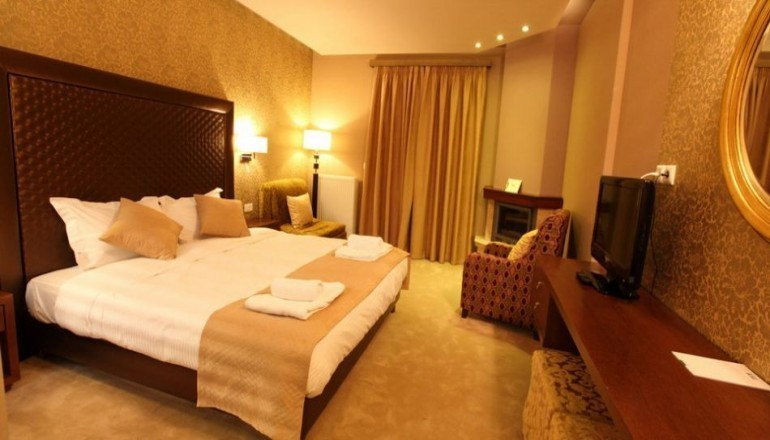 4* Nevros Hotel Resort & Spa - Λίμνη Πλαστήρα ✦