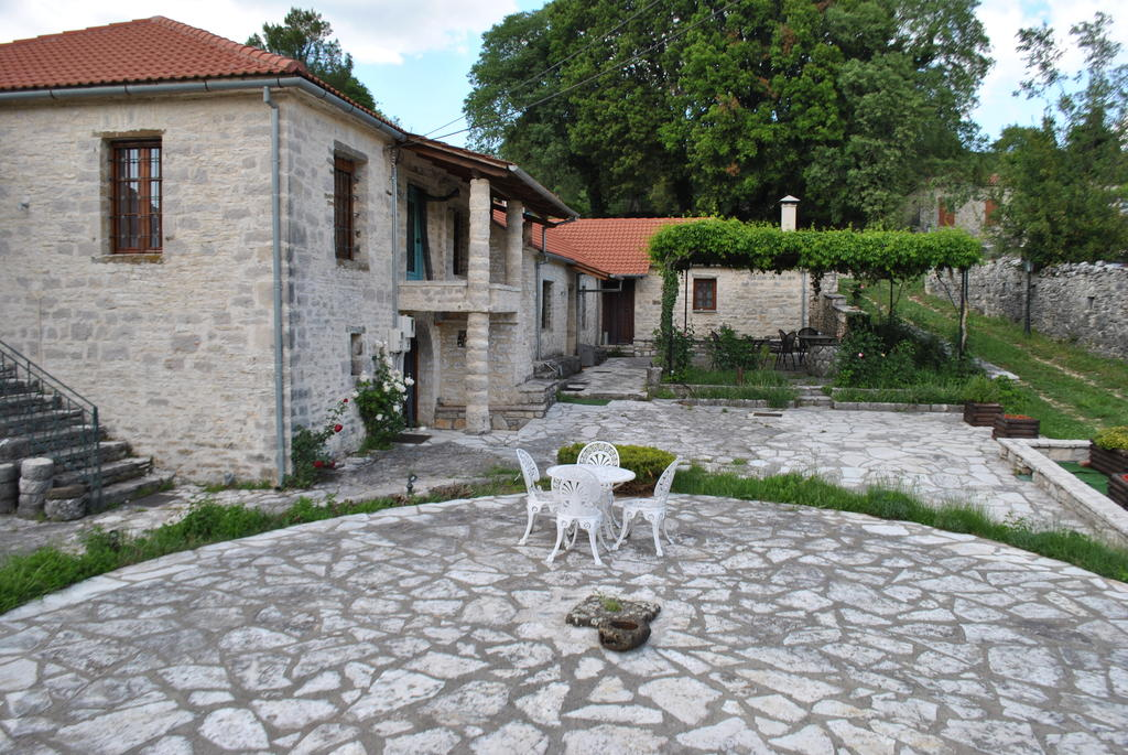 Rodami Traditional Guesthouse - Τζουμέρκα ✦ 2 Ημέρες