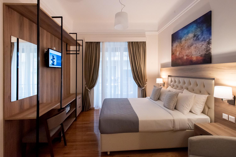 Blue Ark Lavish Sauna Suite - Αθήνα ✦ 2 Ημέρες (1 Διανυκτέρευση)
