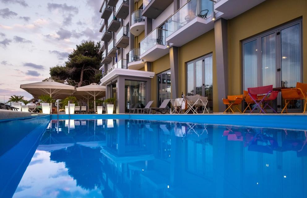 4* Arion Hotel - Ξυλόκαστρο ✦ -40% ✦ 4 Ημέρες (3 Διανυκτερεύσεις)