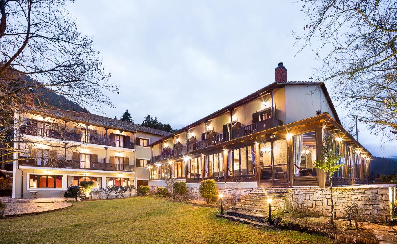 Country Club Hotel & Suites - Καρπενήσι ✦ 4 Ημέρες
