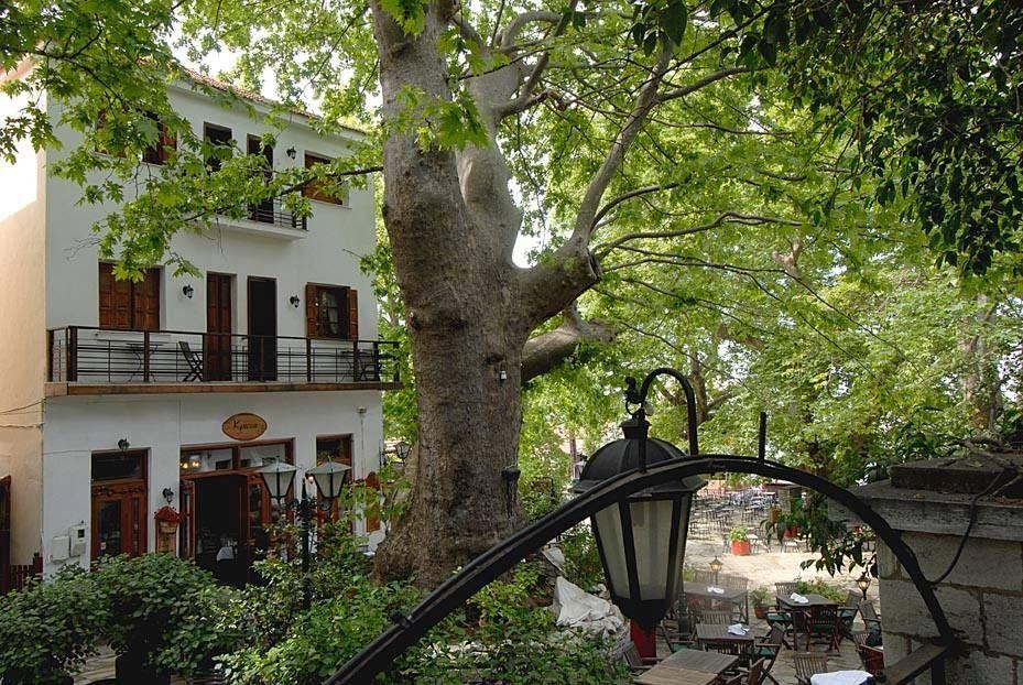 Kritsa Gastronomy Hotel - Πορταριά Πηλίου ✦ 4 Ημέρες